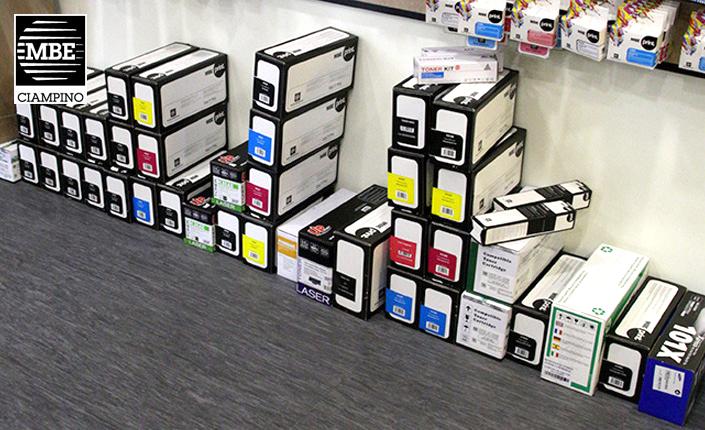 Promozione sui Toner Mail Boxes Etc. Ciampino - Roma (MBE Ciampino)
