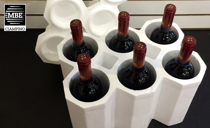 Spedizione vino ed olio Mail Boxes Etc. Ciampino - Roma