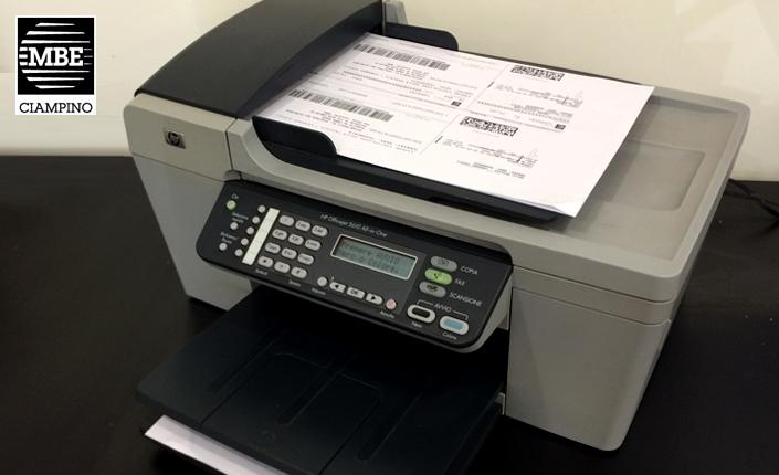 invio fax Mail Boxes Etc. Ciampino - Roma