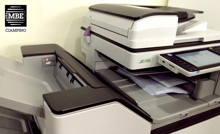 fotocopie e stampe Mail Boxes Etc. Ciampino - Roma