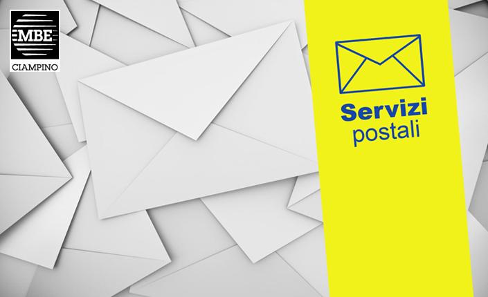 Lettere e raccomandate Mail Boxes Etc. Ciampino - Roma