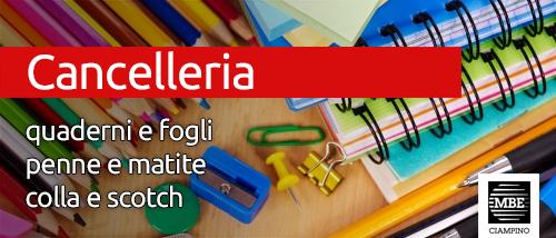 Cancelleria per la scuola Mail Boxes Etc. Ciampino - Roma