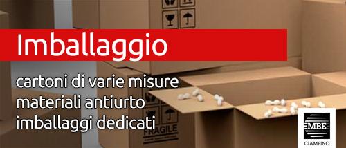Imballaggio Mail Boxes Etc. Ciampino - Roma