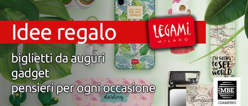 Legami idee regalo Mail Boxes Etc. Ciampino - Roma