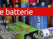 Pile e batterie Mail Boxes Etc. Ciampino - Roma