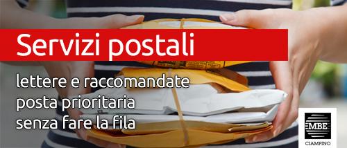 Servizi postali Mail Boxes Etc. Ciampino - Roma
