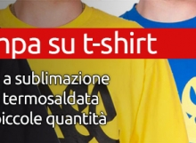 Stampa tshirt Mail Boxes Etc. Ciampino - Roma