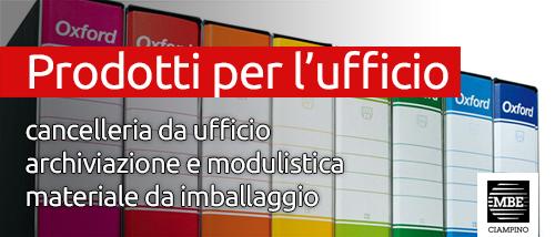Prodotti per l'ufficio Mail Boxes Etc. Ciampino - Roma